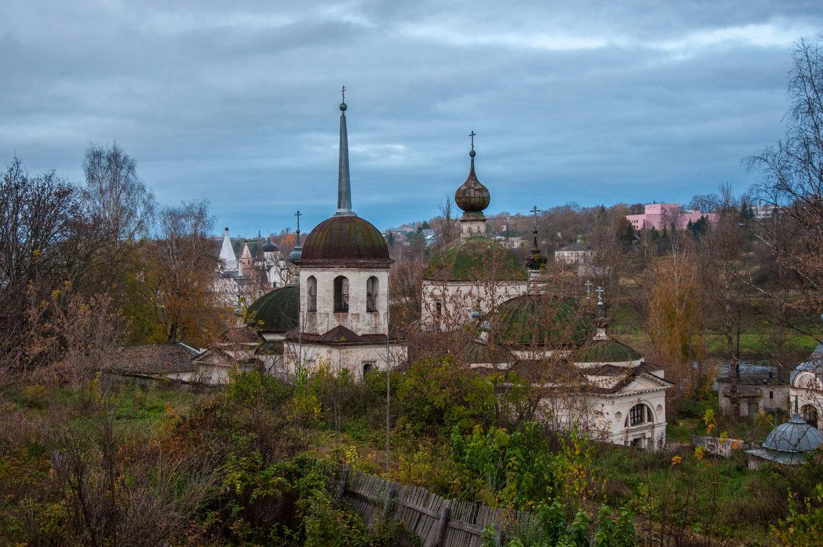 Осенний вечер в Старице - Alexander Petrukhin