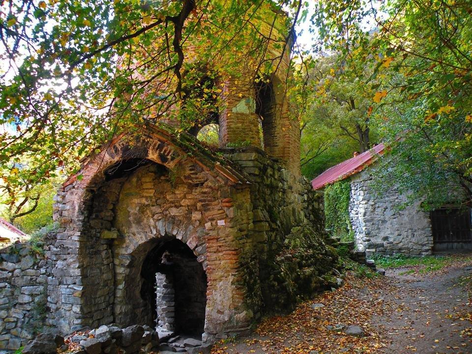 Церковь. - Tatiana Voitchak