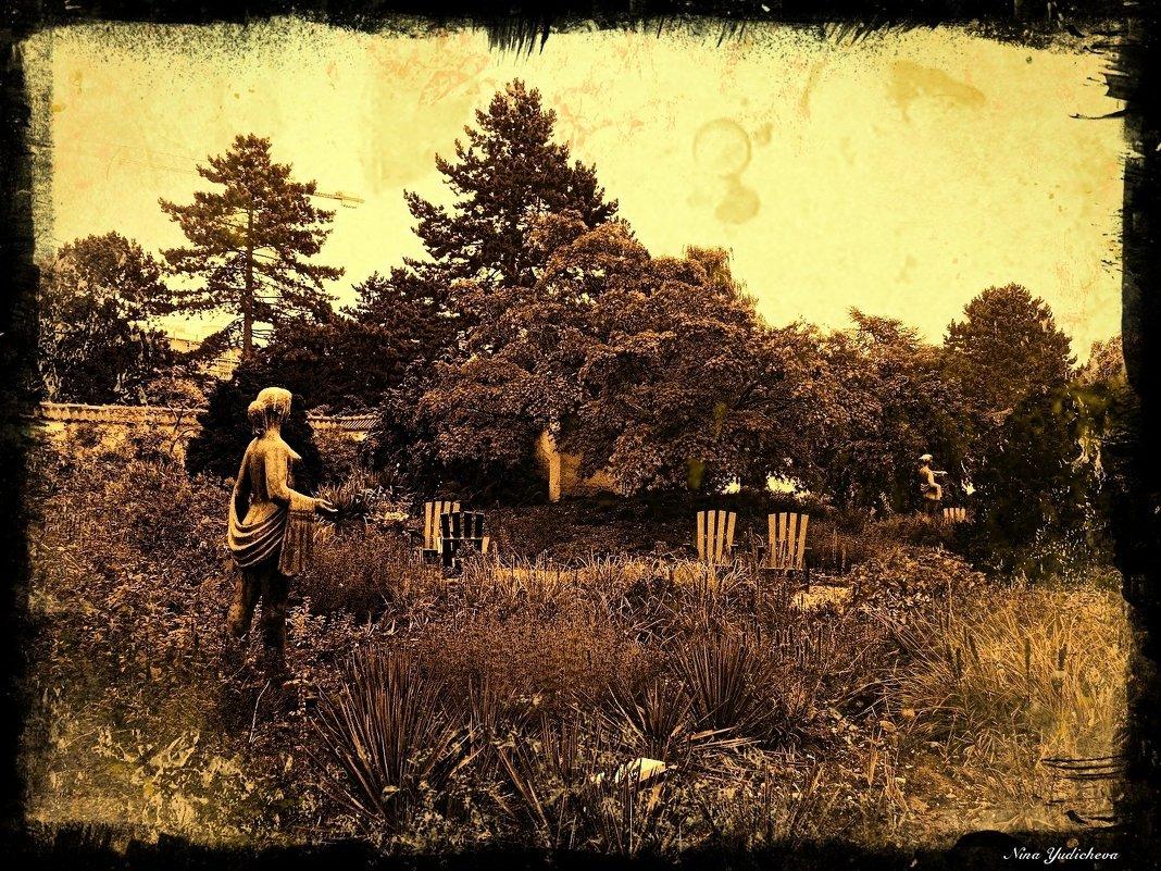 Хозяйка парка цветов - Nina Yudicheva