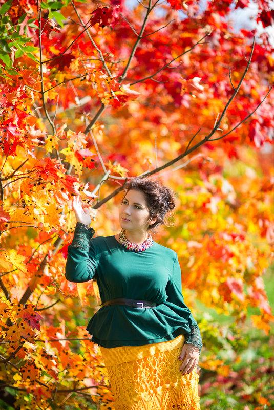 Огненная осень - Mila Popova