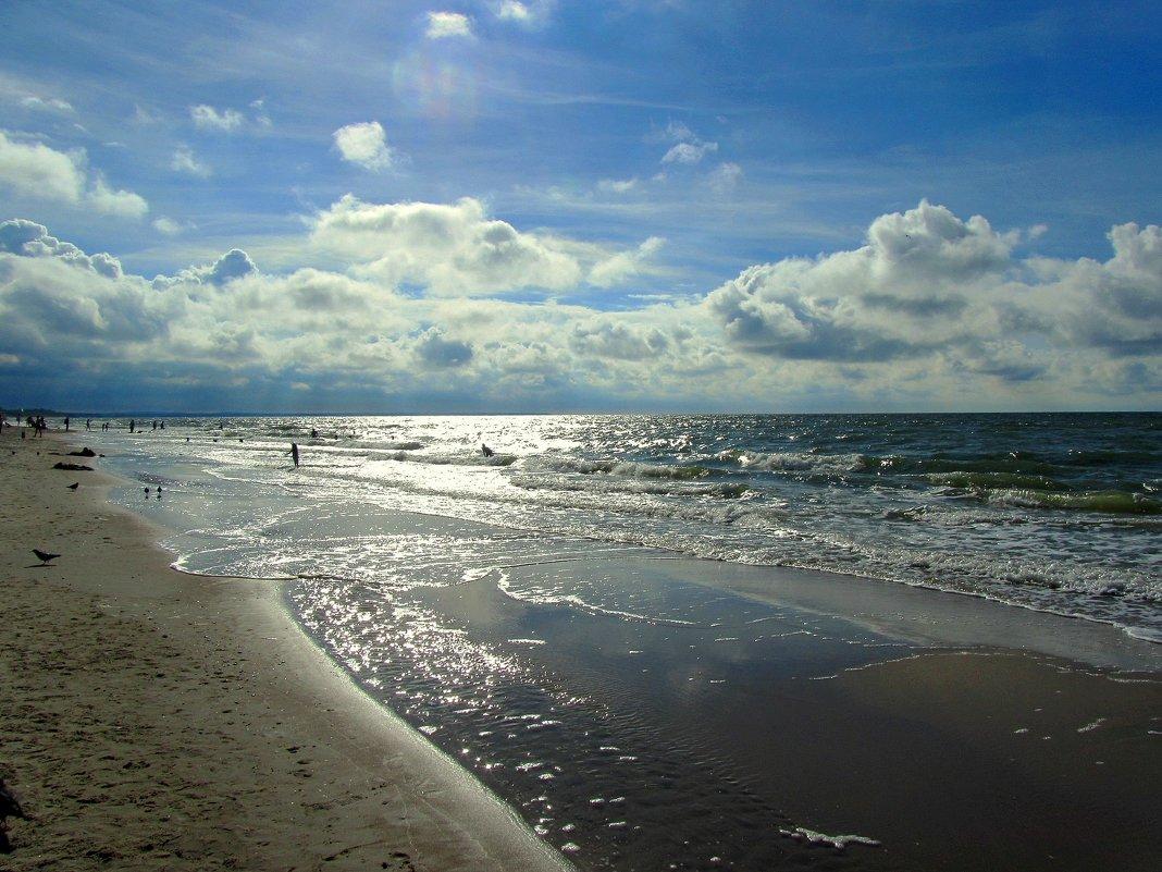Небо,суша и вода - Сергей Карачин