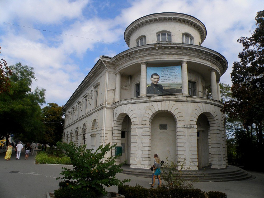 Библиотека имени Льва Толстого - Александр Рыжов