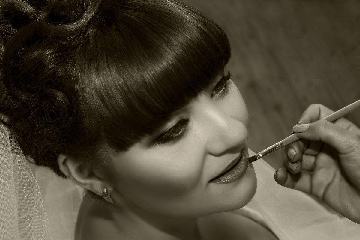 Свадебный макияж - Olesya Savlenko