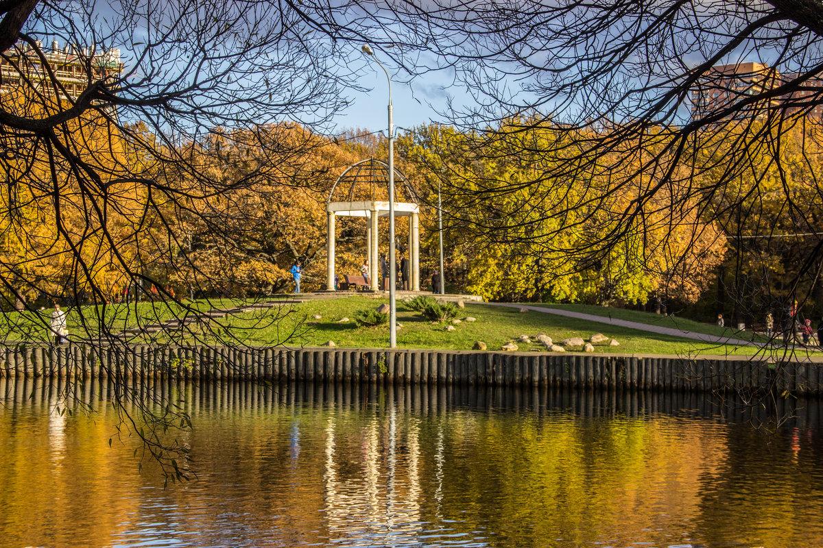 Осенний парк - Elena Ignatova