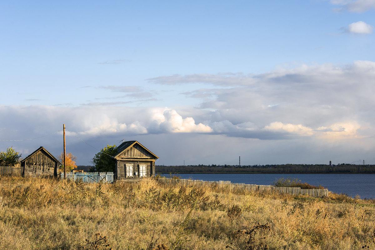 на берегу тихой реки - Андрей ЕВСЕЕВ