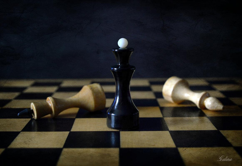 Шахматы - Галина Galyazlatotsvet