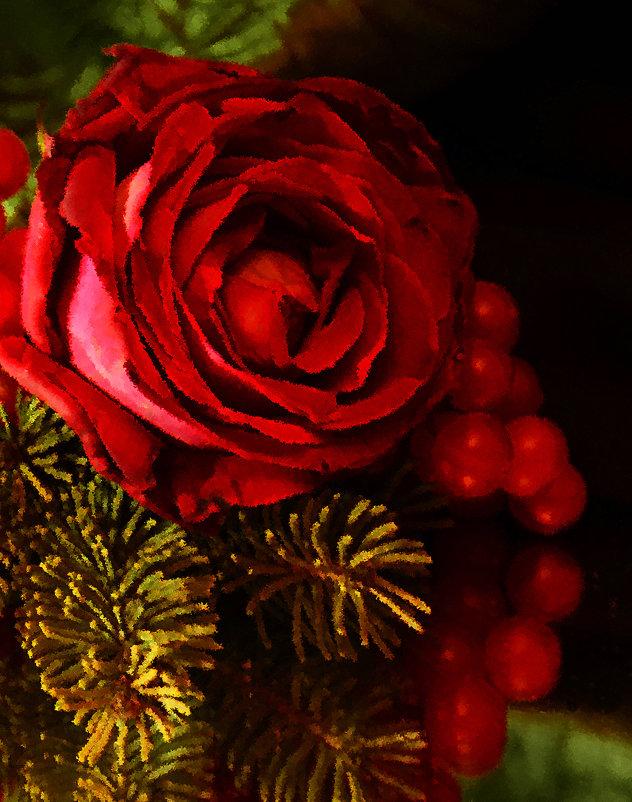 Осенняя роза - Татьяна Евдокимова