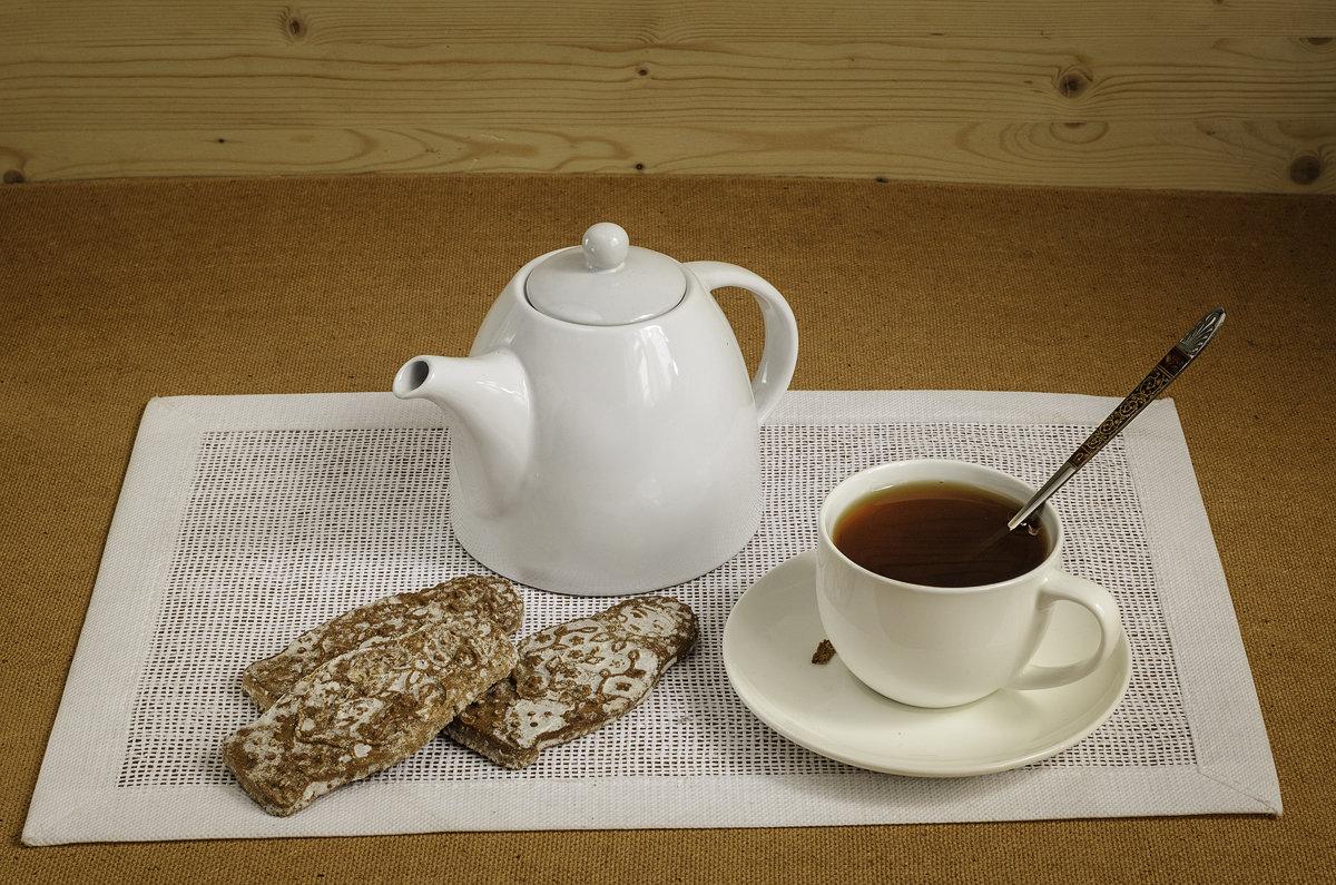 Чай с печеньем - Елена Ел
