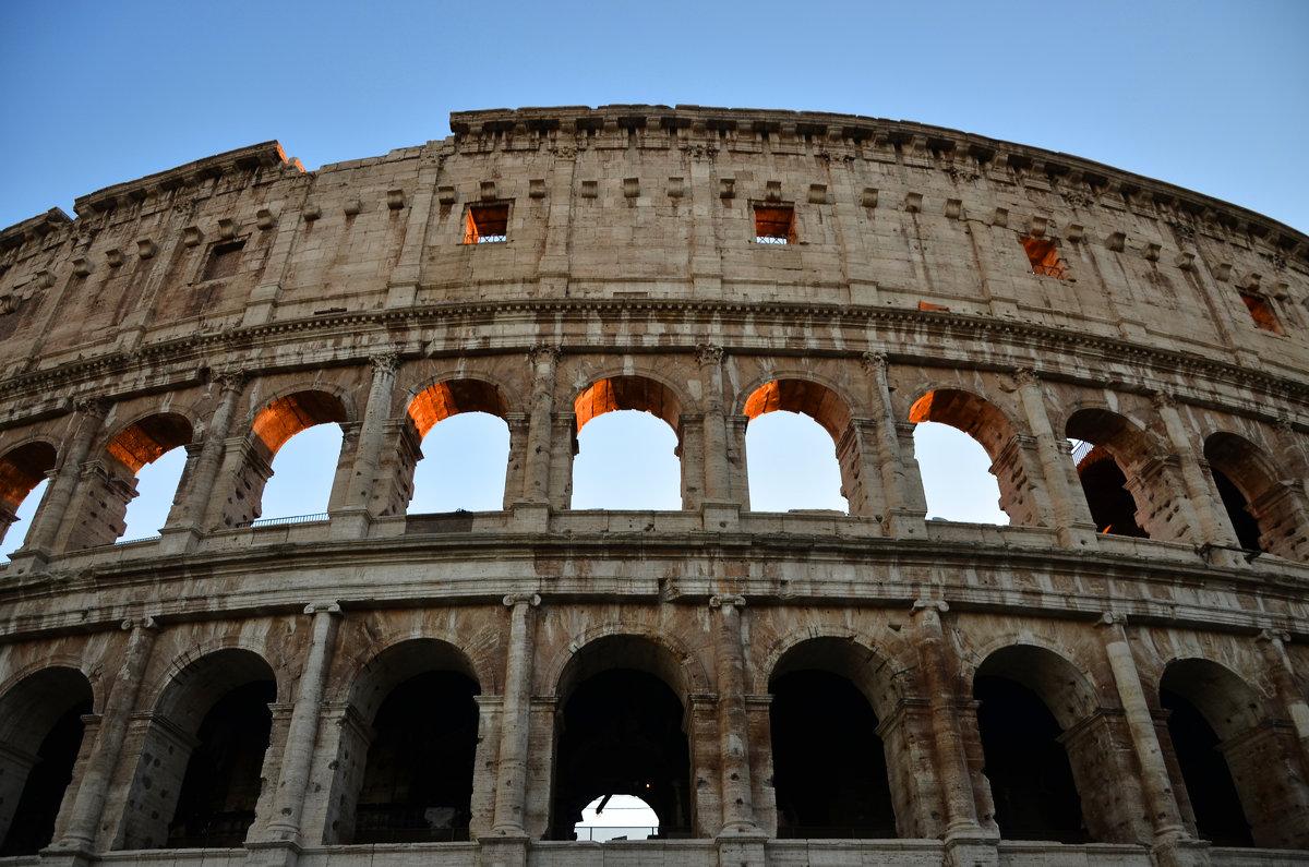 Колизей. Рим. Италия - Ольга Кан