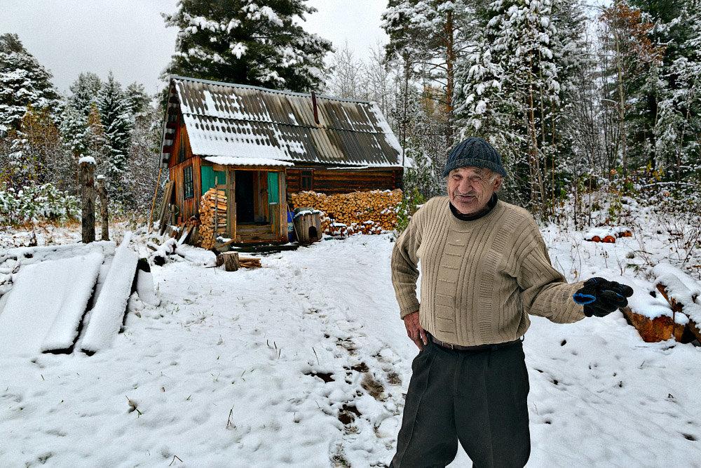 Первый снег - Юрий Михайлов