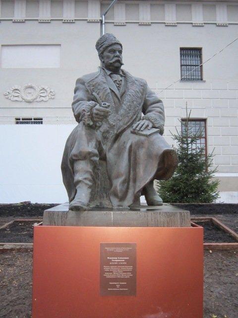 Гиляровский - истинный москвич - Дмитрий Никитин