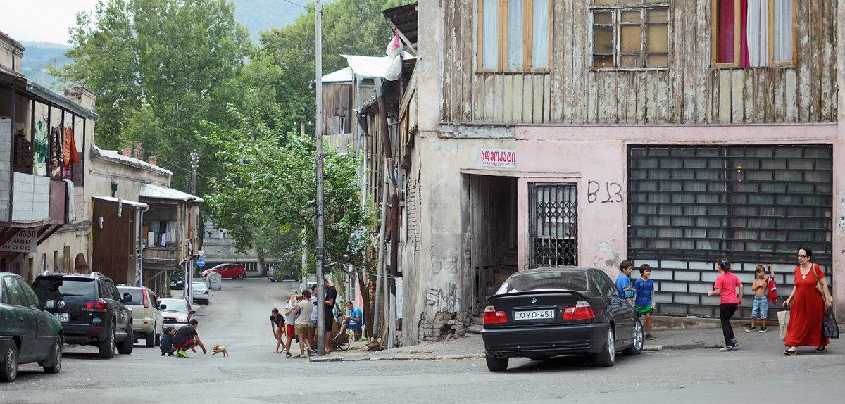 Улочки Тбилиси - Ольга Нарышкова