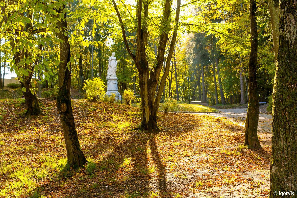Памятник Королеве Луизе - Игорь Вишняков
