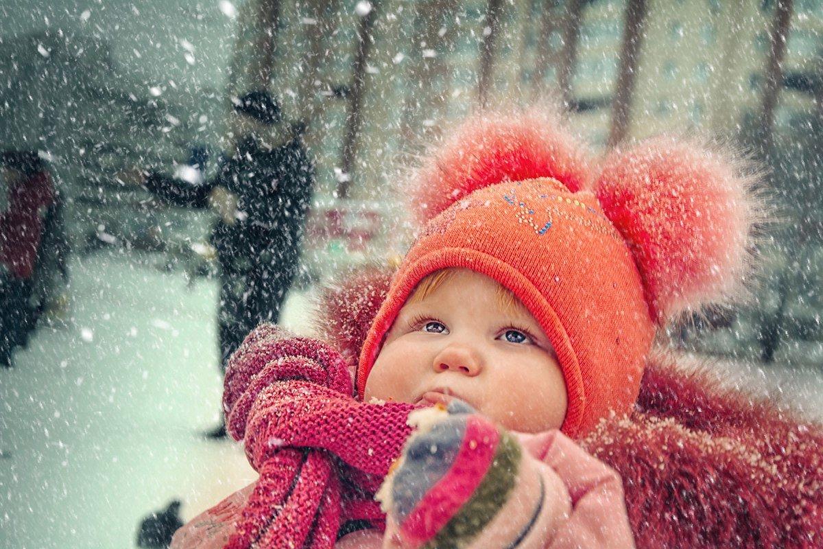 Зимняя прогулка - Ирина Демидова