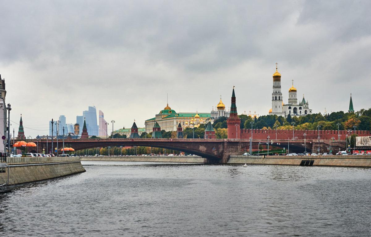 Большой Москворецкий Мост - Сергей Рычков