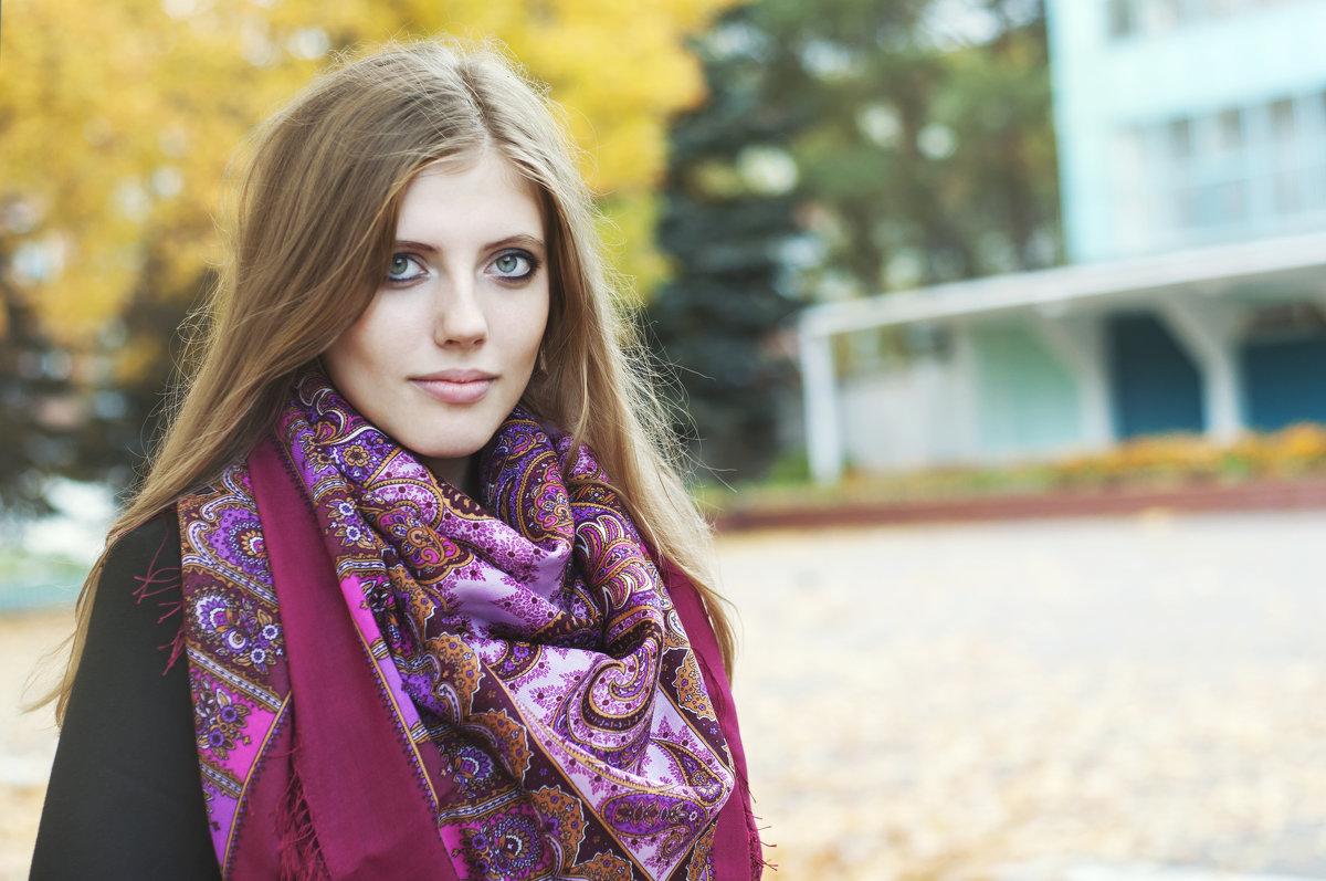 Осеннее - Anastasia Bozheva