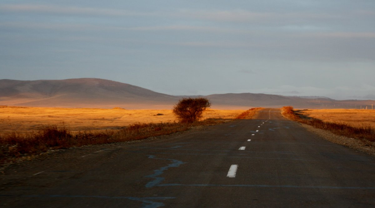 дорога к солнцу - Анна