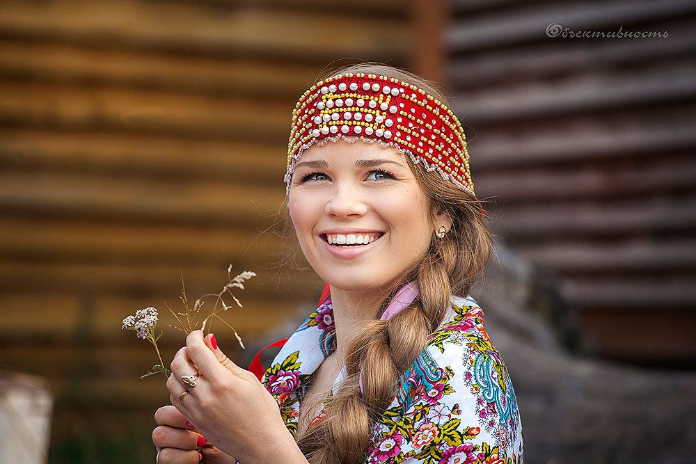 Русская краса - Фотостудия Объективность