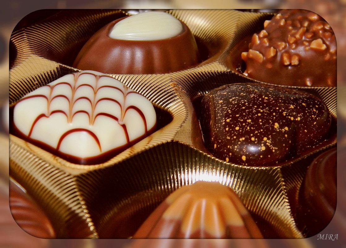 Всем шоколадно-хорошего настроения ) - *MIRA* **