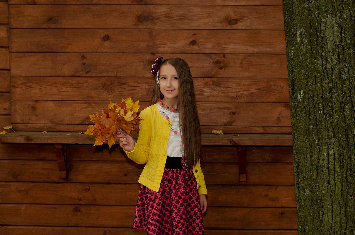 Осенняя - Виктория Мацук