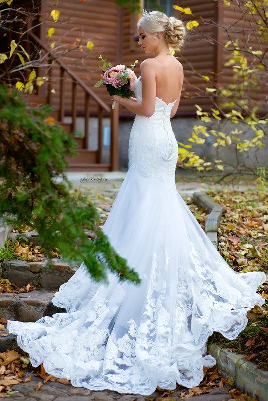 невеста - галина кинева