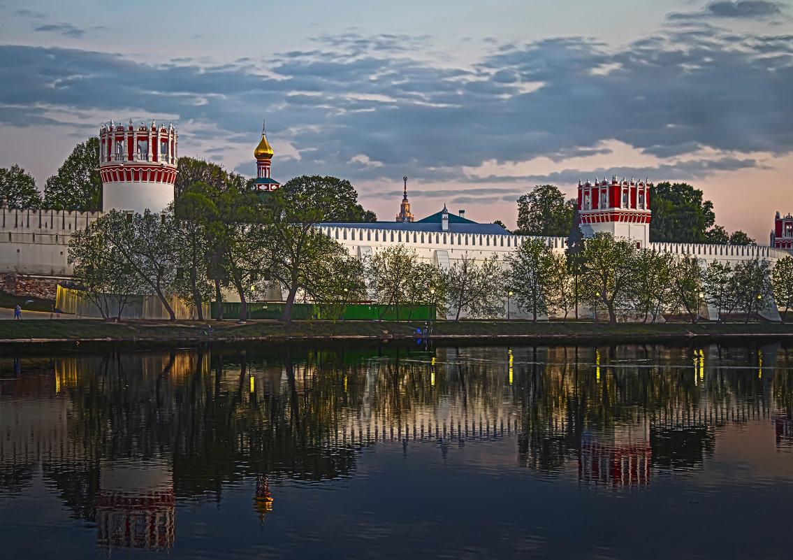 Новодевичий монастырь - Viacheslav Birukov