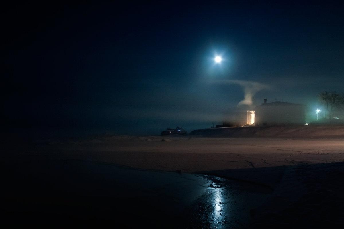 Ночь при Луне - Владимир Миронов