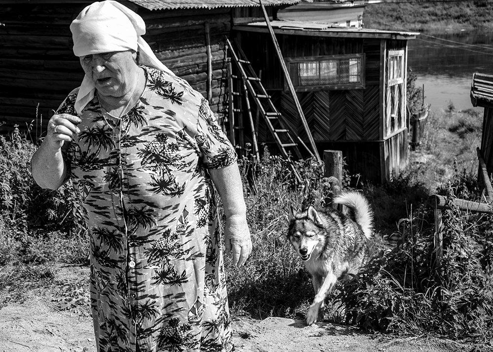 Село Нюхча - Людмила Синицына