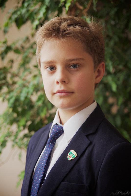 Гимназист - Михаил ЯКОВЛЕВ