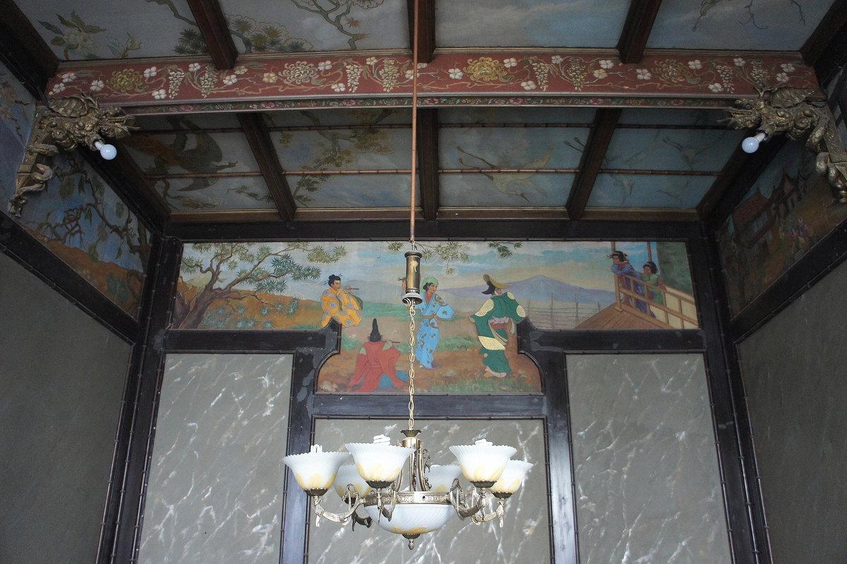 Росписи потолка вестибюля - Елена Павлова (Смолова)