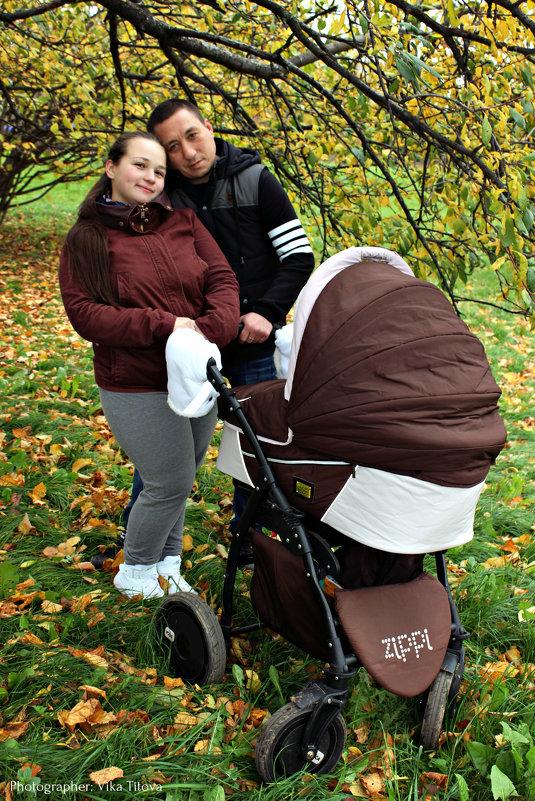 Счастливые родители - Виктория Титова