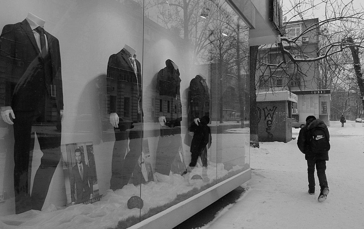 За стеклом - Ирина Сивовол