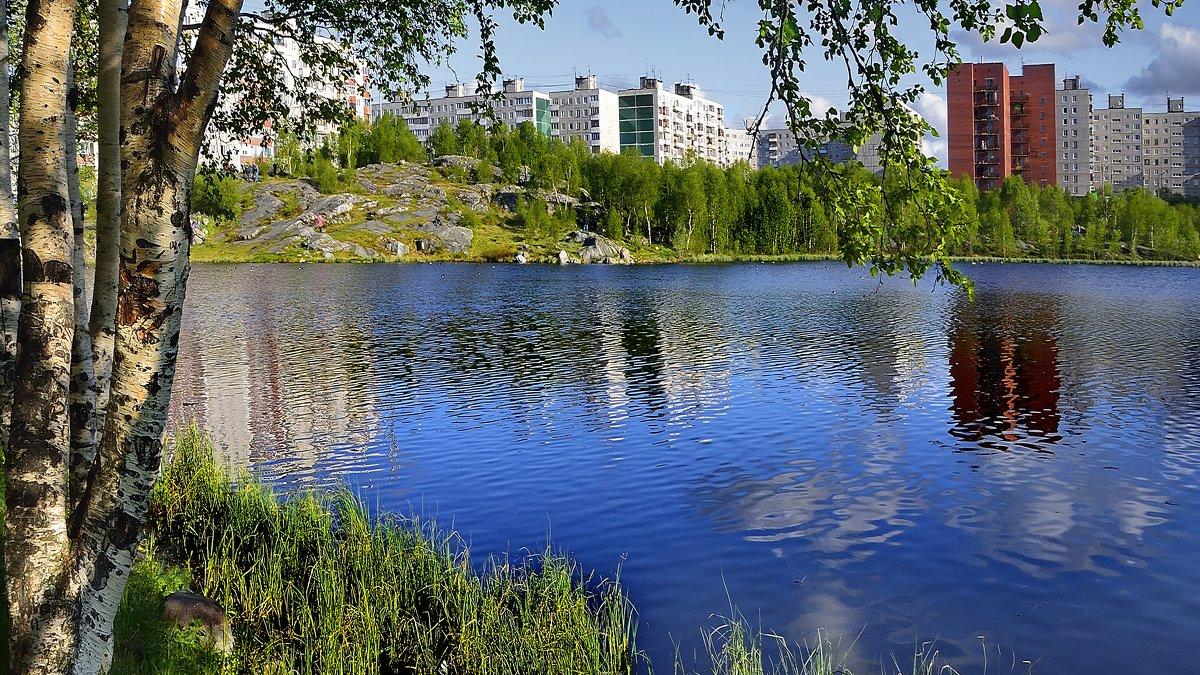 Над Мурманском ни туч, ни облаков… - kolin marsh