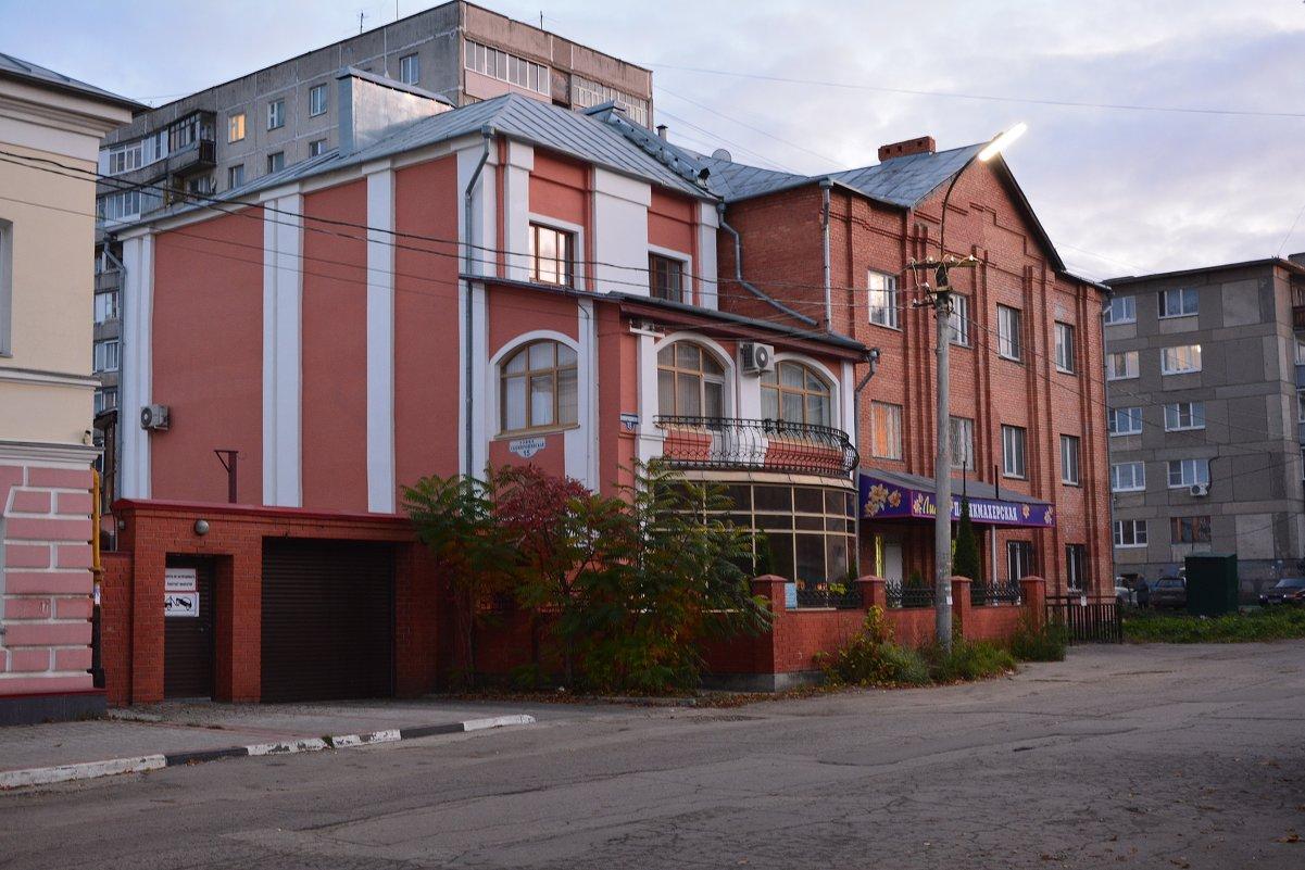 Дом на Скоморошинской - Александр Буянов