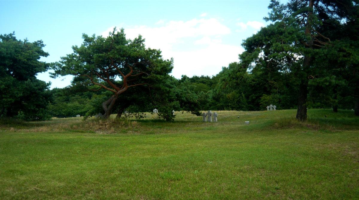 Немецкое мемориальное кладбище - Надежда