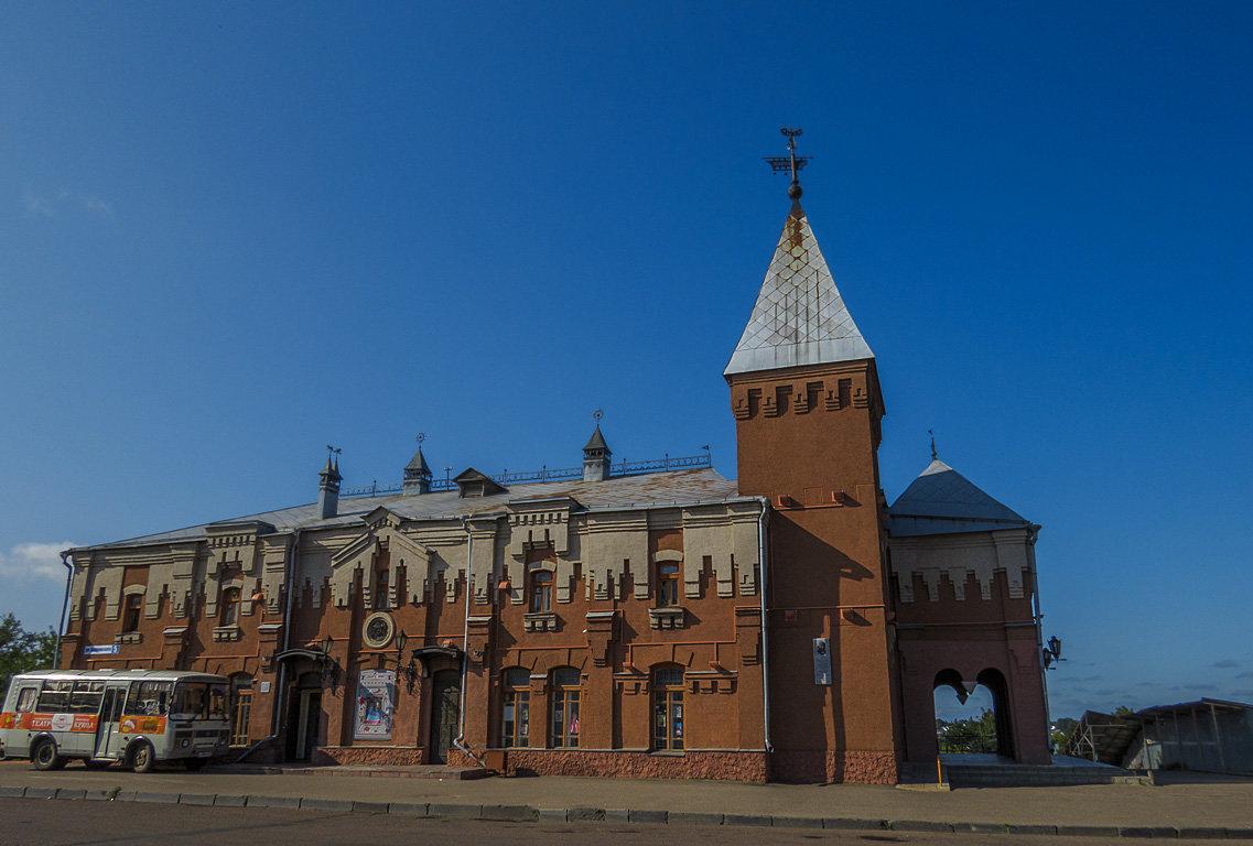 Здание Областного театра кукол,Кострома - Сергей Цветков