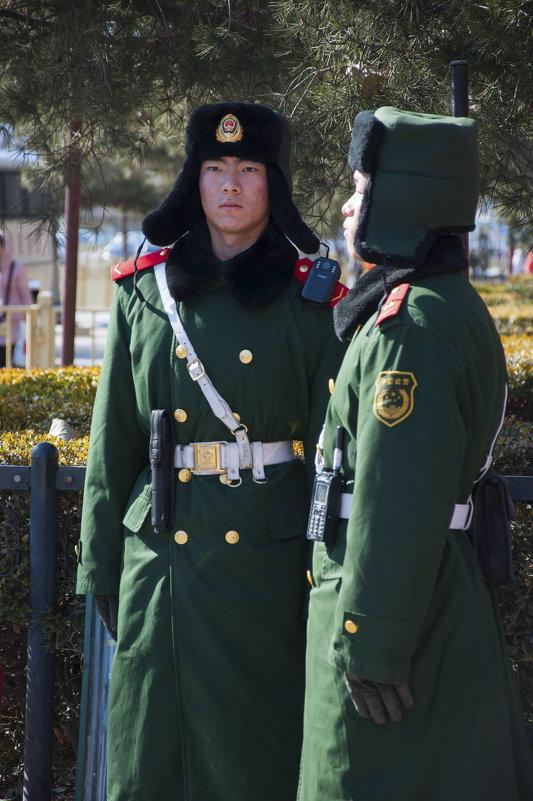 пекин патруль - Юля Мельникова