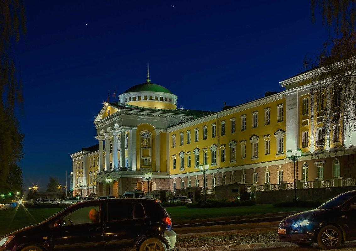 Президентский дворец. Ижевск – город в котором я живу! - Владимир Максимов