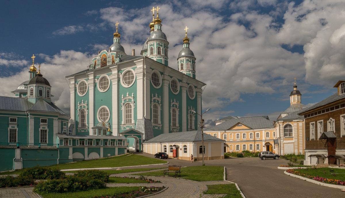 Кафедральный собор Успения Пресвятой Богородицы г. Смоленск - Олег Козлов