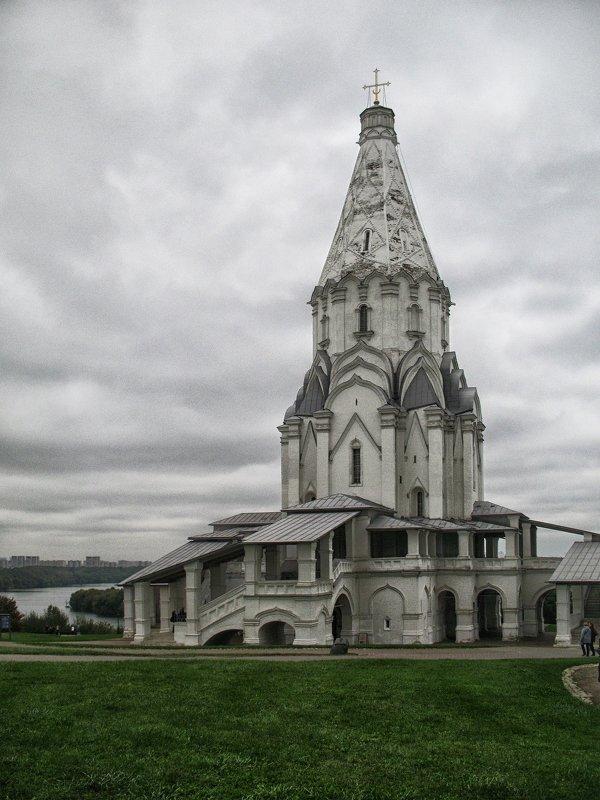 Церковь Вознесения Господня.1528—1532 г. - Larisa