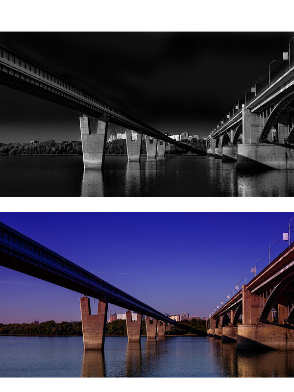 Учебный проект - мосты - Sergey Miroshnichenko