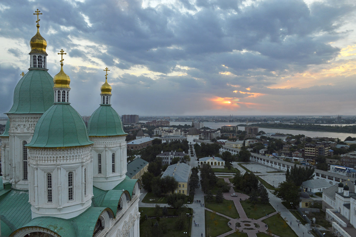 Мой город - Алена Рыжова