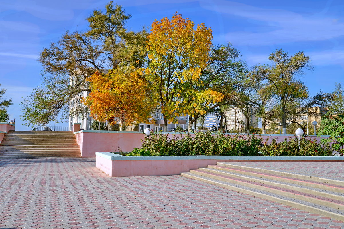 Осень - Анатолий Чикчирный