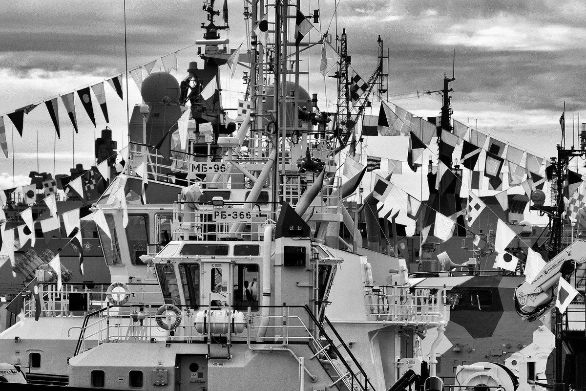 Все флаги в ...кучу  к нам..) - tipchik