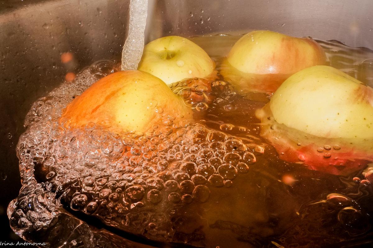 Душ для яблочек! - Ирина Антоновна