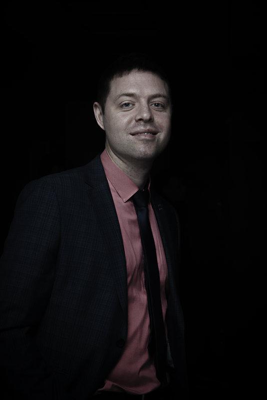 Мужской портрет - Дмитрий Кузнецов