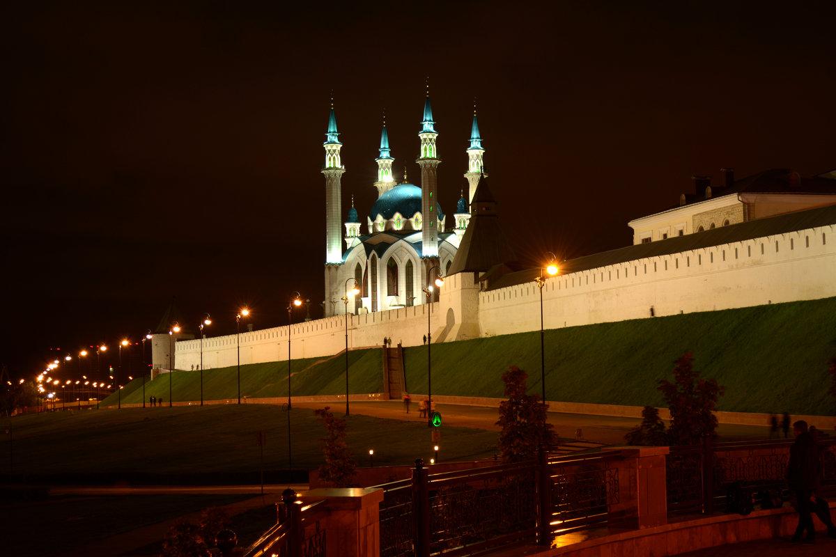 Мечеть Кул Шариф в Казани - Андрей + Ирина Степановы