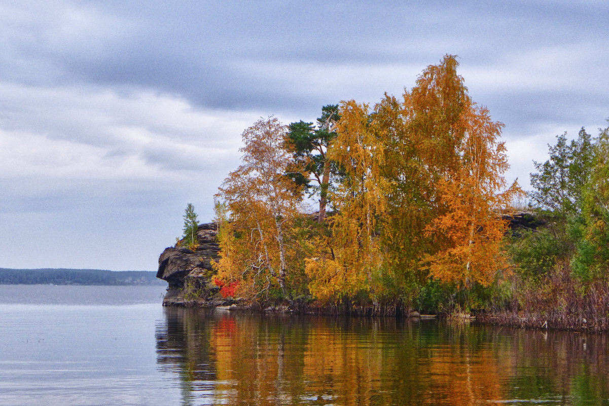 Синара осенью - Светлана Игнатьева