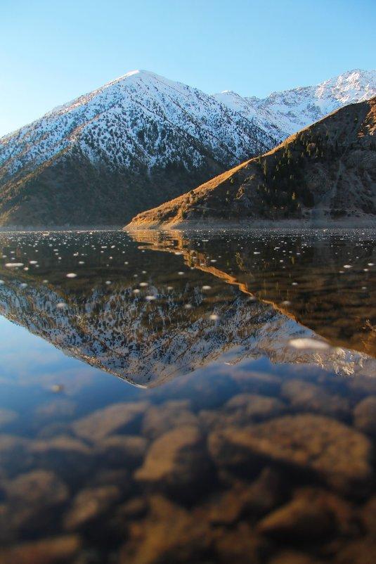 Озеро Кара-Суу Кыргызстан - Maxim Claytor