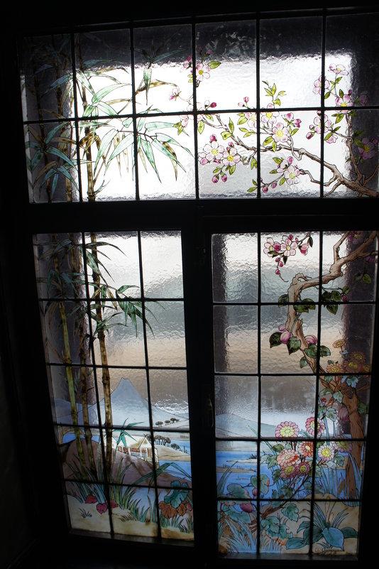 Окна в вестибюле особняка Зиночки Ушковой - Елена Павлова (Смолова)